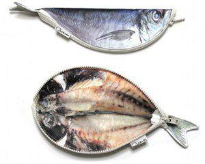 Ajina Tasty Fish Pencil Case
