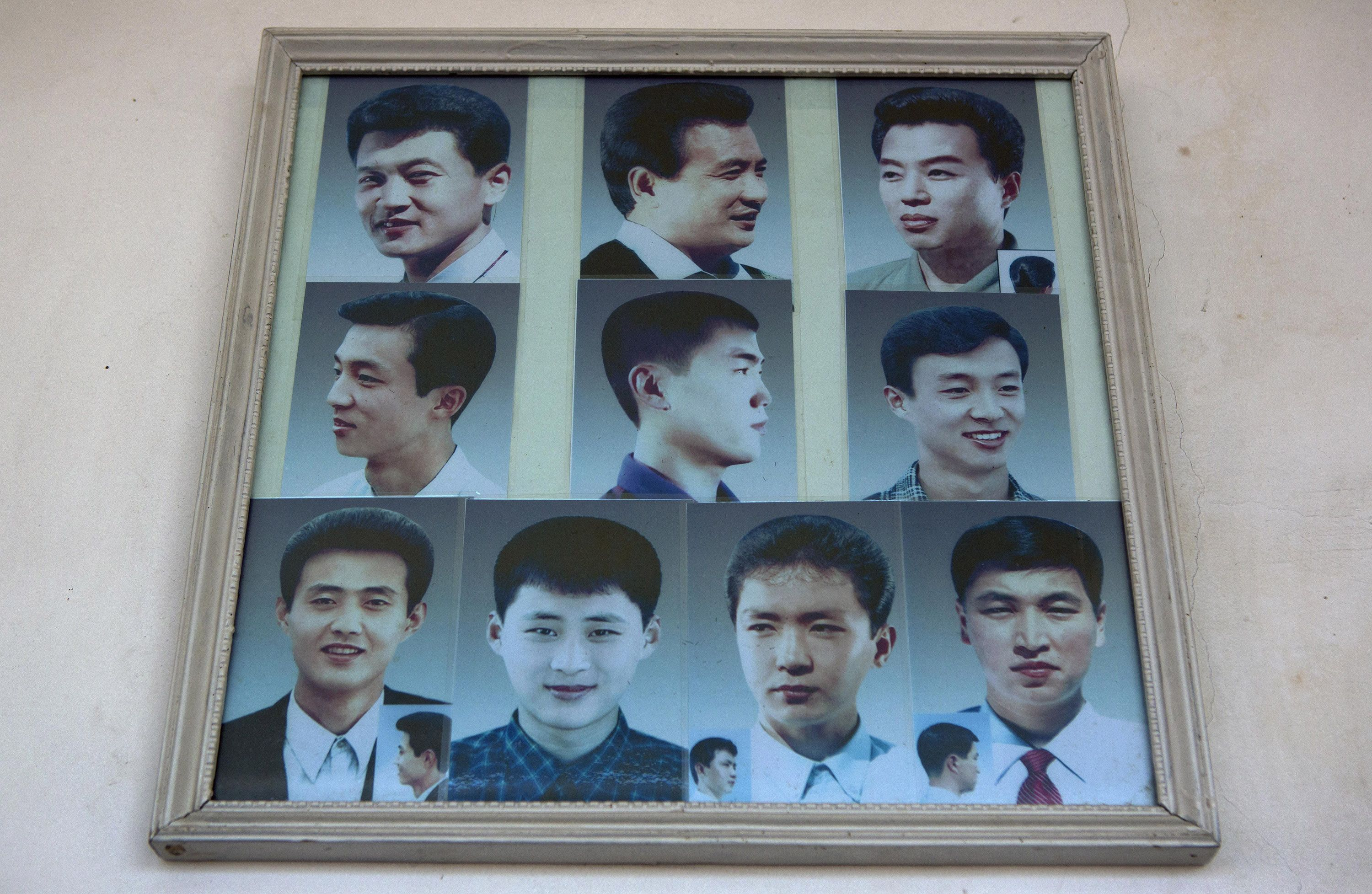 These Are North Korea\'s 28 State-Approved Hairstyles   North korea