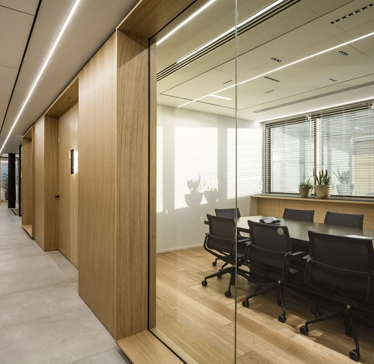 Majestic Interiors An Interior Designing Firm: Law Firm Offices By Nurit Leshem Studio