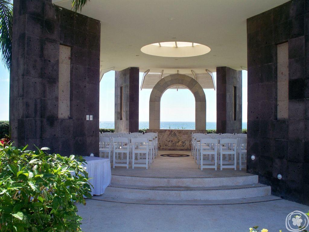 Ocean View Wedding Gazebo At Hard Rock Vallarta Gorgeous