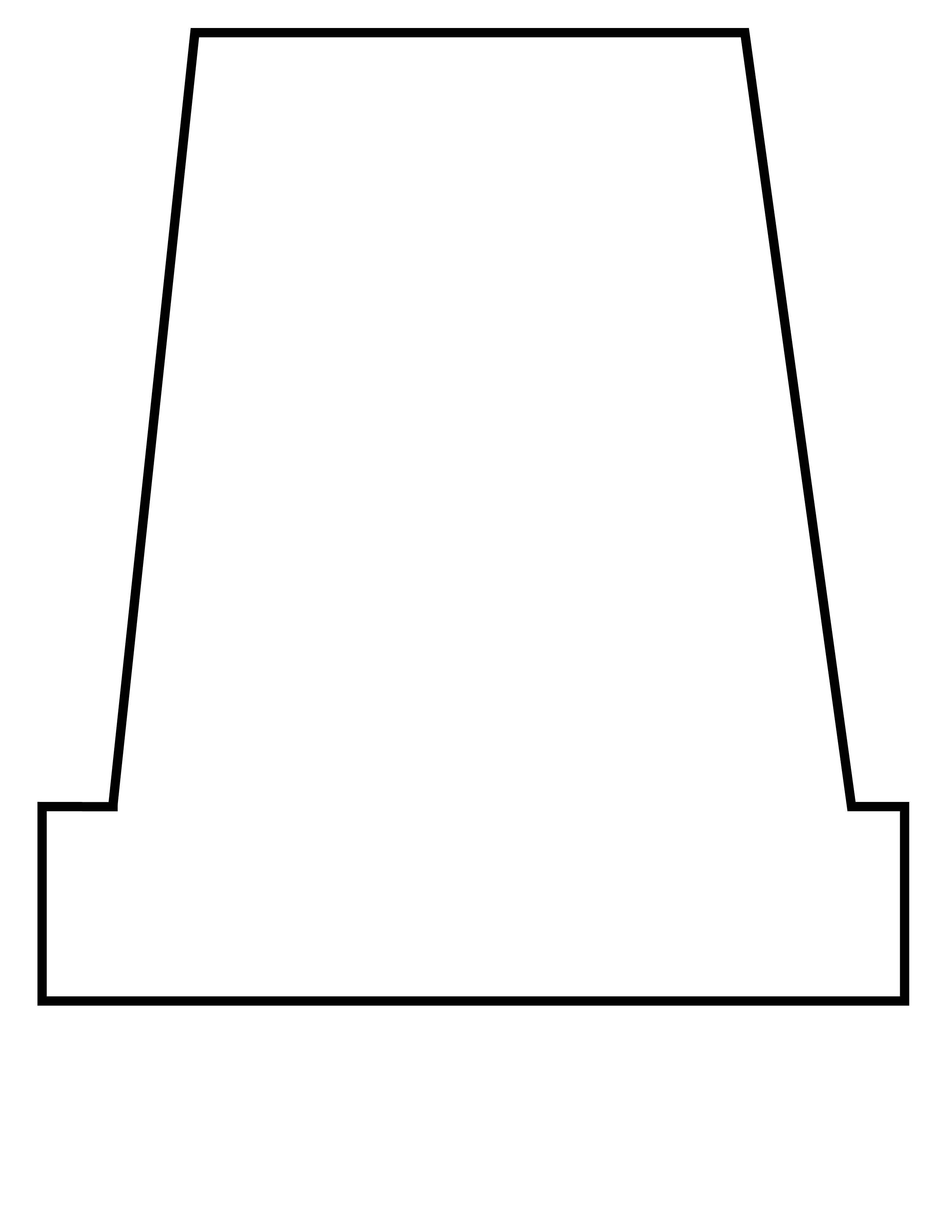 photo regarding Pilgrim Hat Printable called No cost Pilgrim hat printable for your cl! Toward position with each other