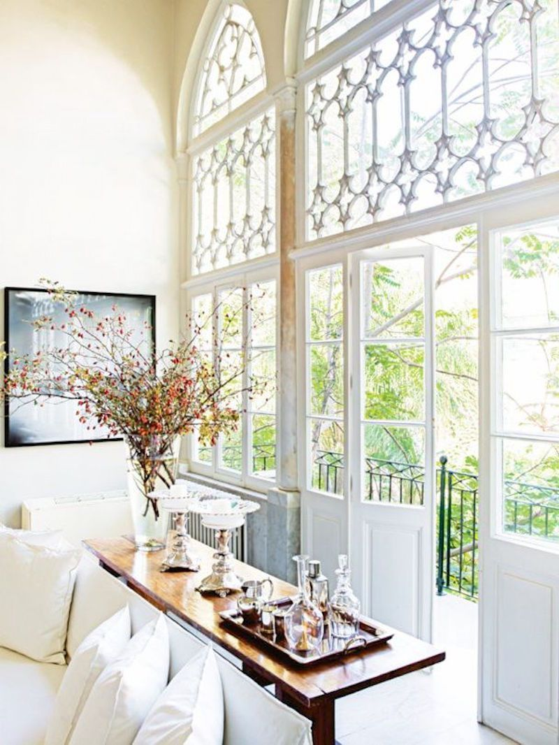 Houses of Lady Cochrane - Beirut Home Tour | Bright, Living rooms ...