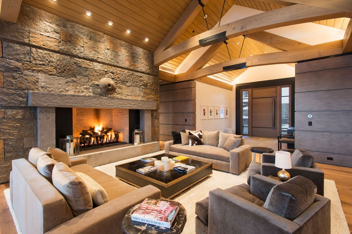 celebrity dream home Sunnyside Ridge in Aspen