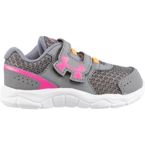 under armour toddler shoes girl
