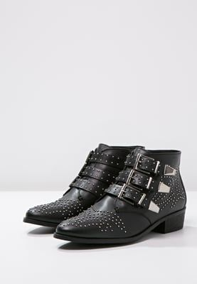 Chaussures Bronx noires Casual femme Bp4mLKvzLh