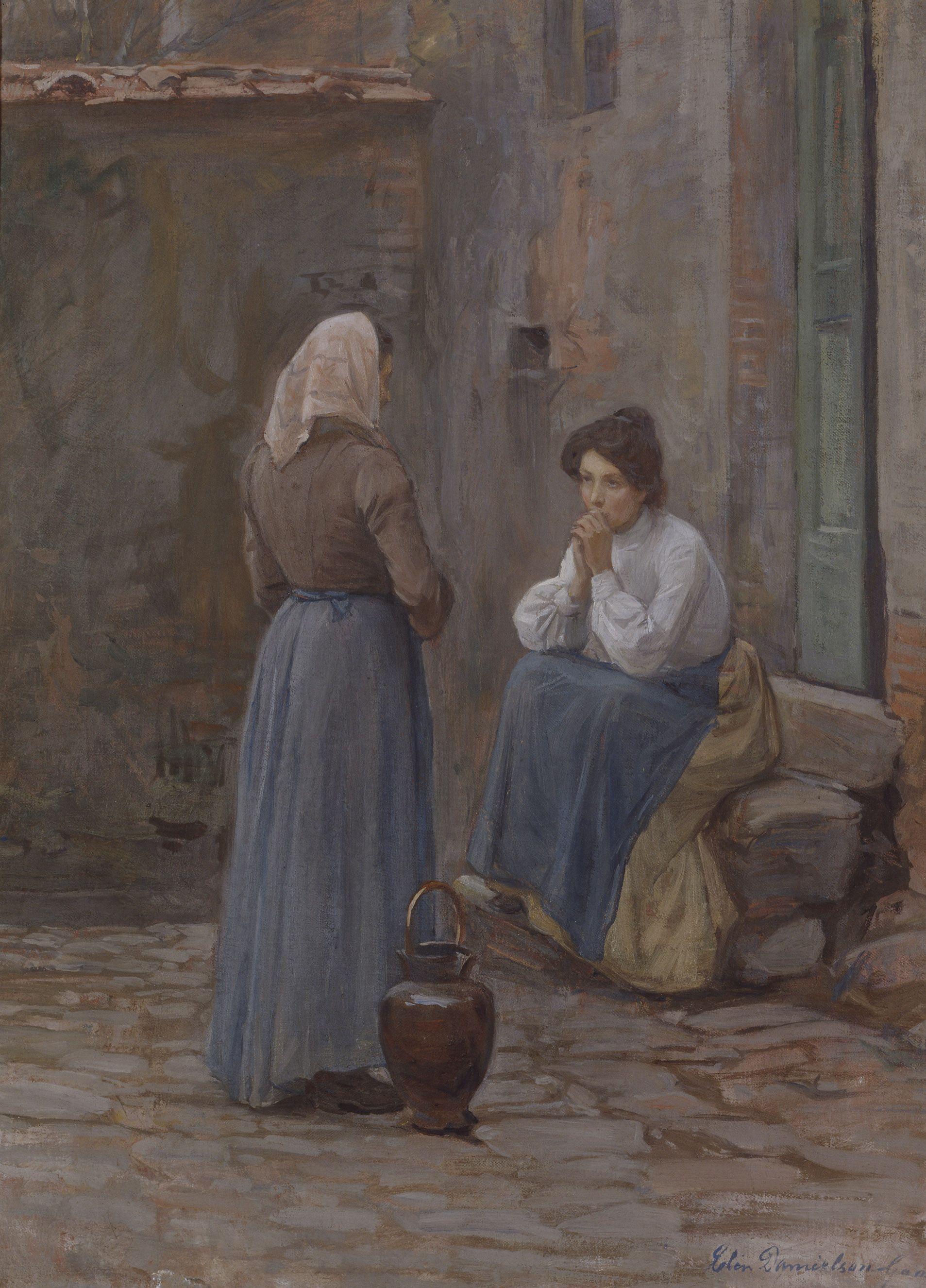Kuvahaun Tulos Haulle Elin Danielson Gambogi Painting Paintings Famous Art Painting Oil