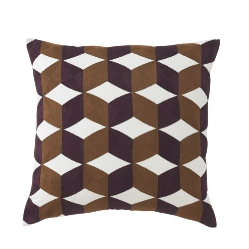 Found it at AllModern - Casablanca Carlo Pillow Cover