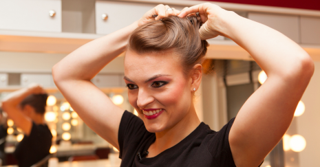 4 Hairstyles Perfect For Dance Class Hairstyles I Love