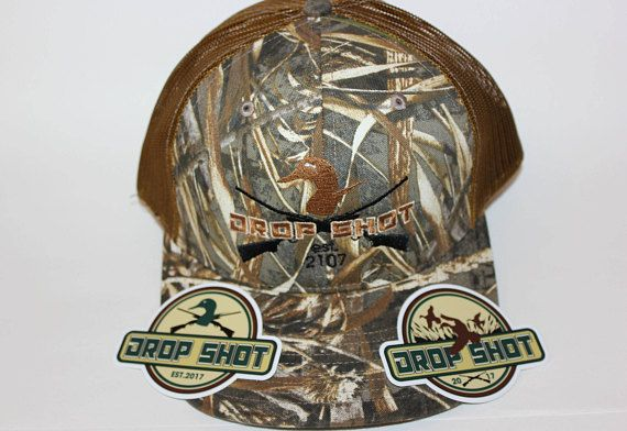 Max 5 realtree marsh duck hunting hat  3ff3fd6a15d