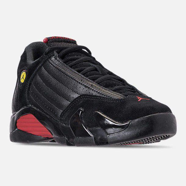 03aff40b31f9 Kids  Grade School Air Jordan Retro 14 Basketball Shoes in 2018 ...