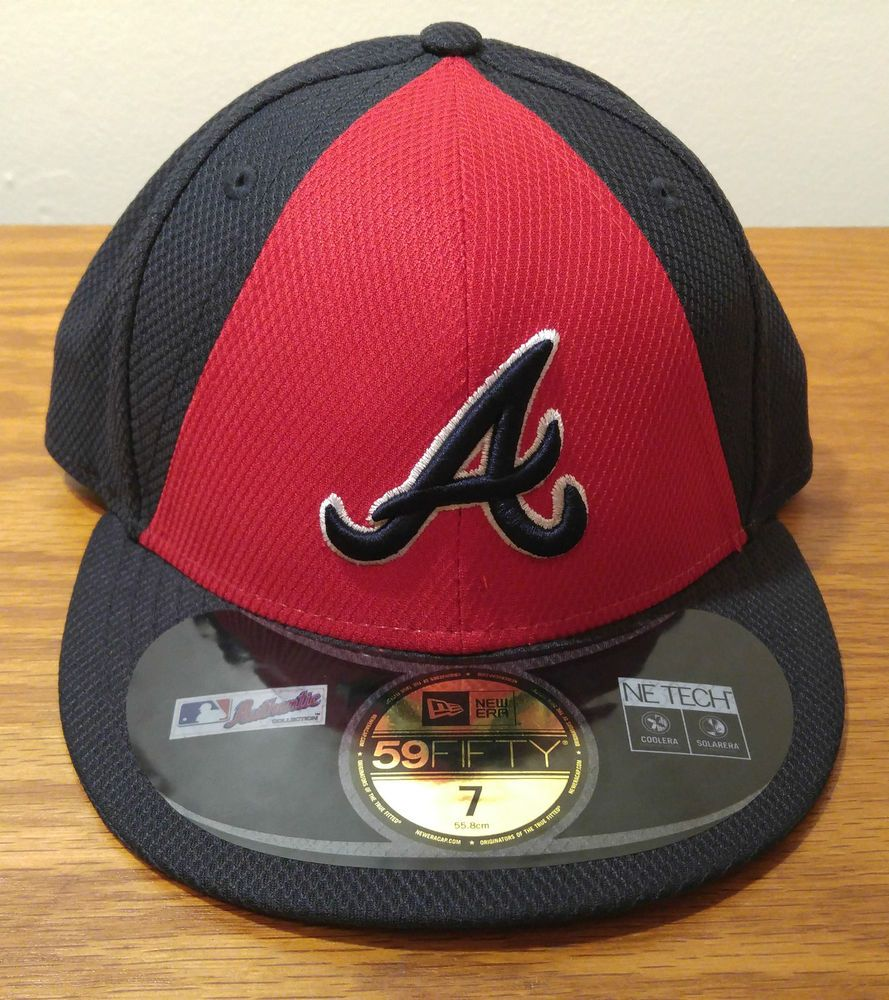 New Era 59fifty Atlanta Braves All Star Diamond Mlb Baseball Hat Cap 7 Fitted Atlanta Braves New Era 59fifty New Era