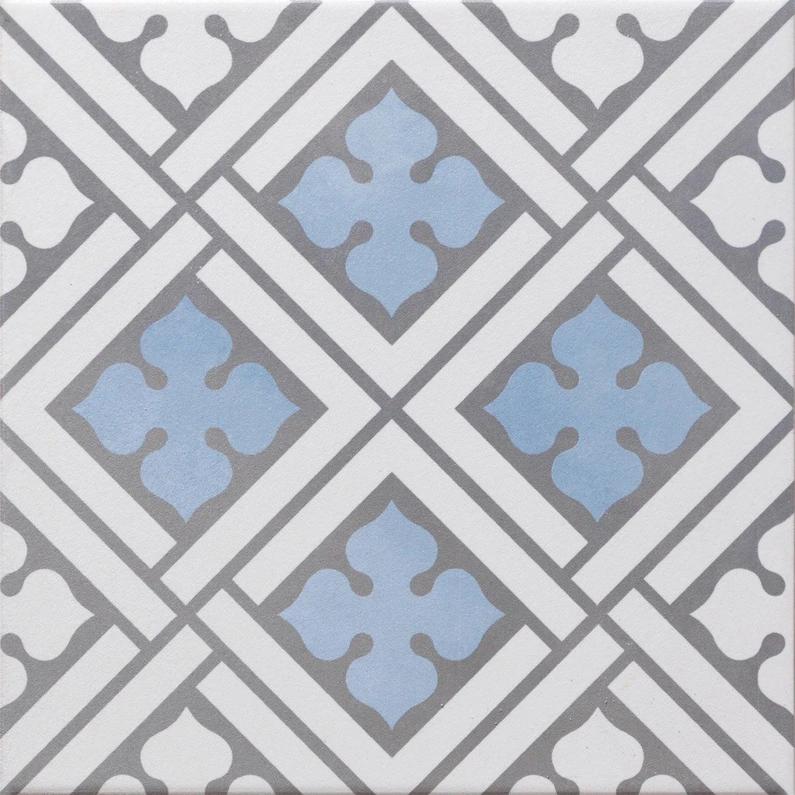 Carrelage Sol Et Mur Gris Fonce Bleu Baltique Effet Ciment Gatsby L 20 X L 20 Cm En 2019 Home Pour Un Nid Original Douillet Murs Gris Fonce Carrelage S