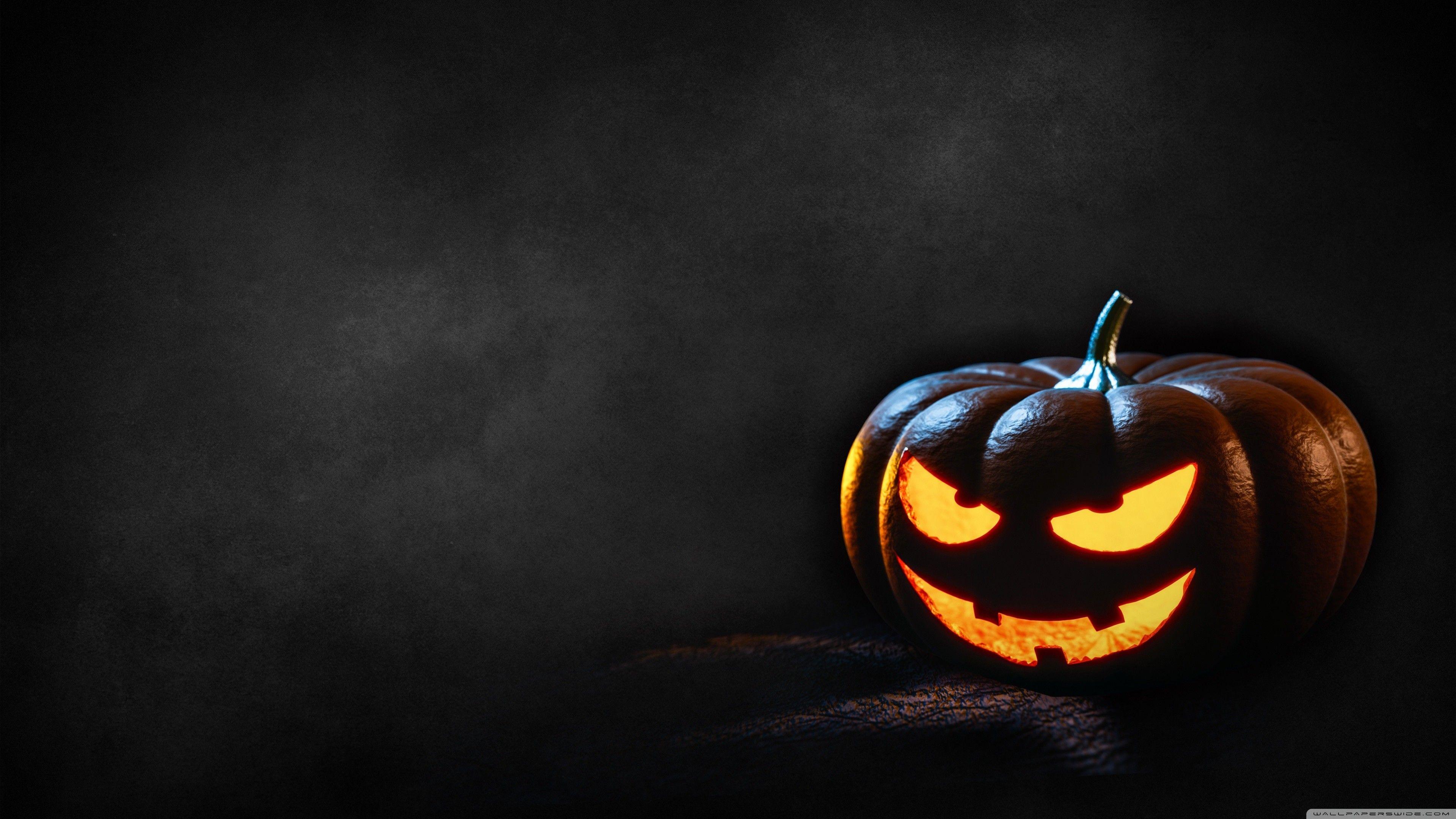 Res 3840x2160 Happy Halloween 2016 Hd Wide Wallpaper For 4k Uhd Widescreen Desktop Smartpho Scary Wallpaper Halloween Desktop Wallpaper Halloween Pictures