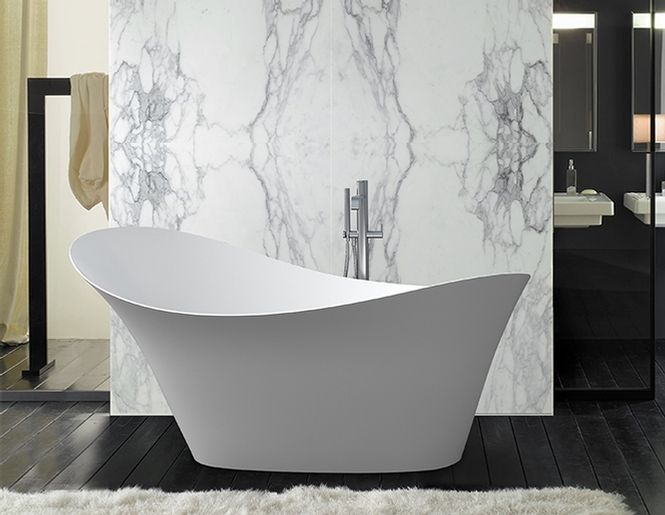 Evora Freestanding Bathtub  MOST COMFORTABLE BATHTUB EVER