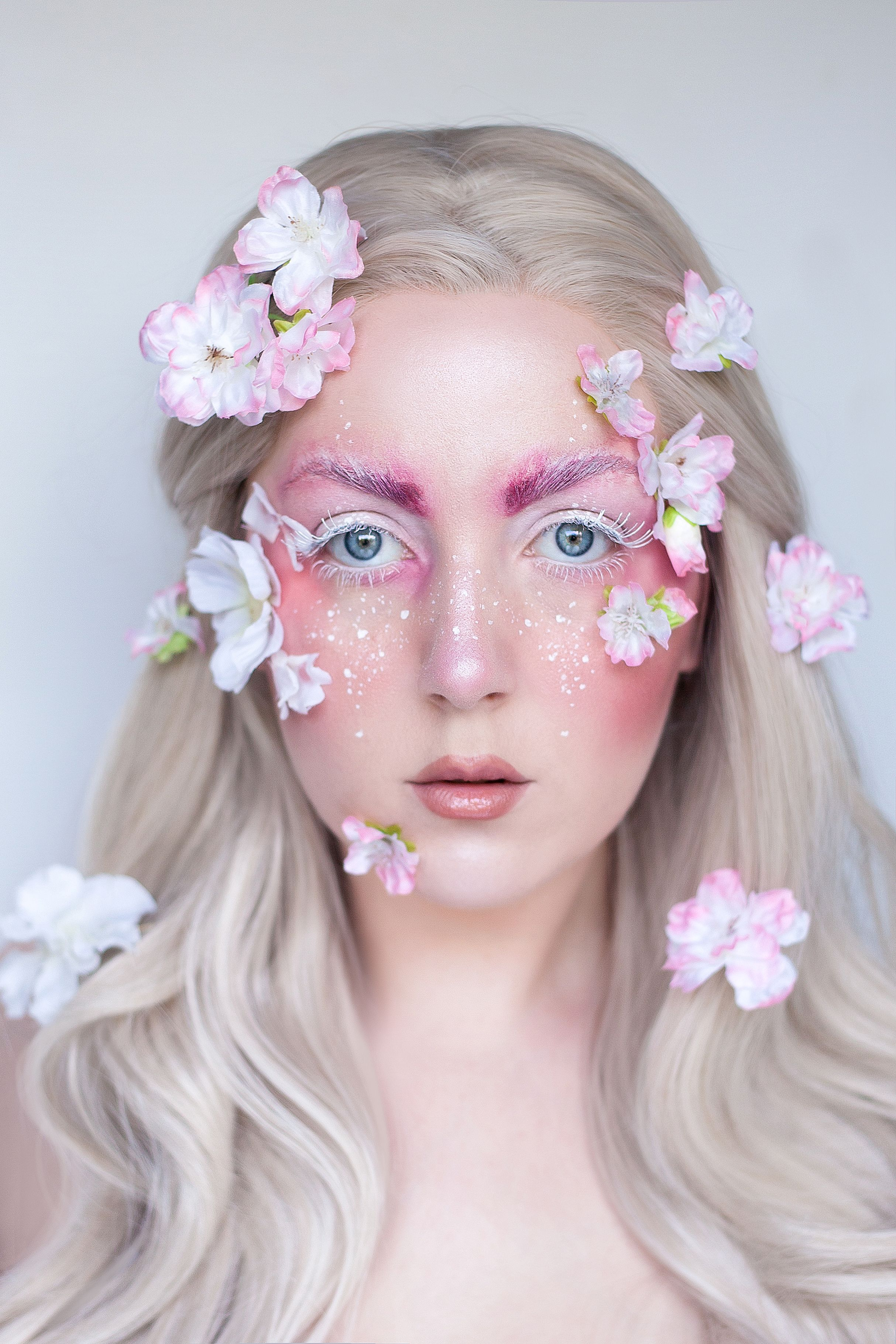 Makeup Magic (With images) Fairy makeup, Fairy fantasy