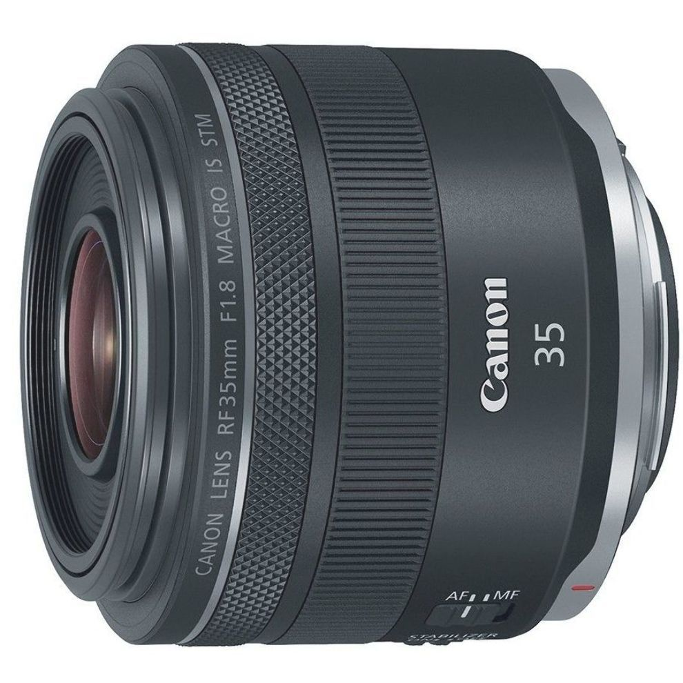 Canon 35mm F 1 8 Is Macro Stm Rf Mirrorless Mount Lens 52 In 2020