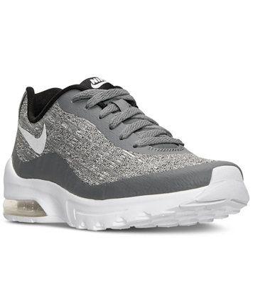 online retailer 3dca2 f5e7e Nike Women s Air Max Invigor WVN Running Sneakers from Finish Line    macys.com
