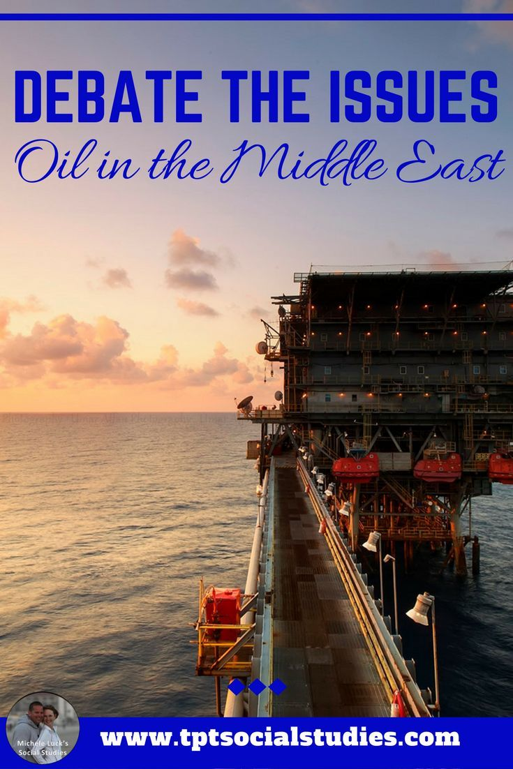 Oil in the Middle East Response Group