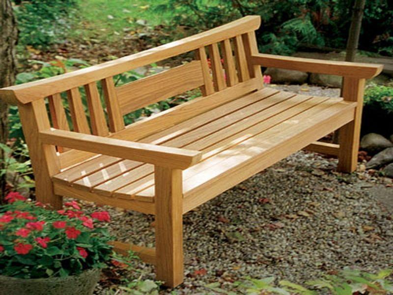 Marvelous Bench Design Ideas Part - 7: Outdoor Bench Ideas | Home Web Design