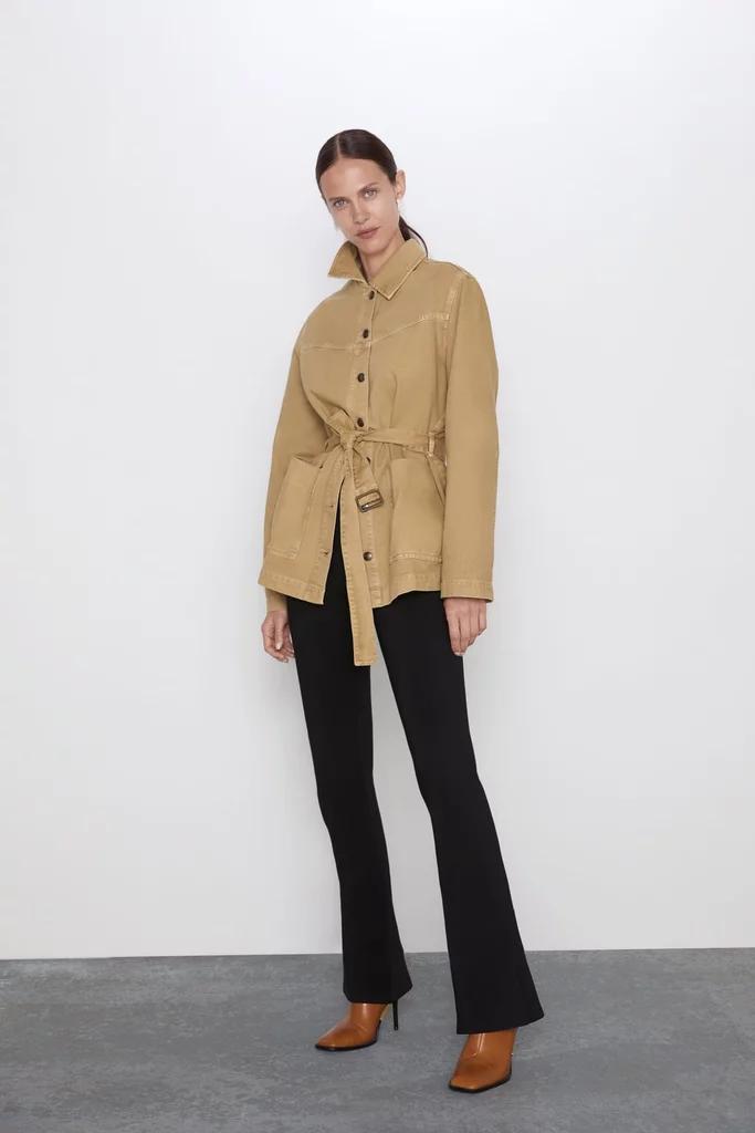 Zara Jacket with Pockets Jackets, Zara jackets, Jackets