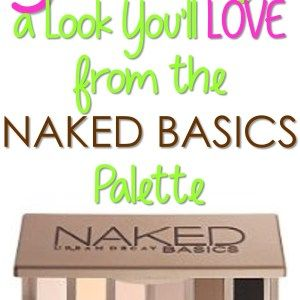 5 Tutorials Using the Urban Decay Naked Basics Palette | You Put It On