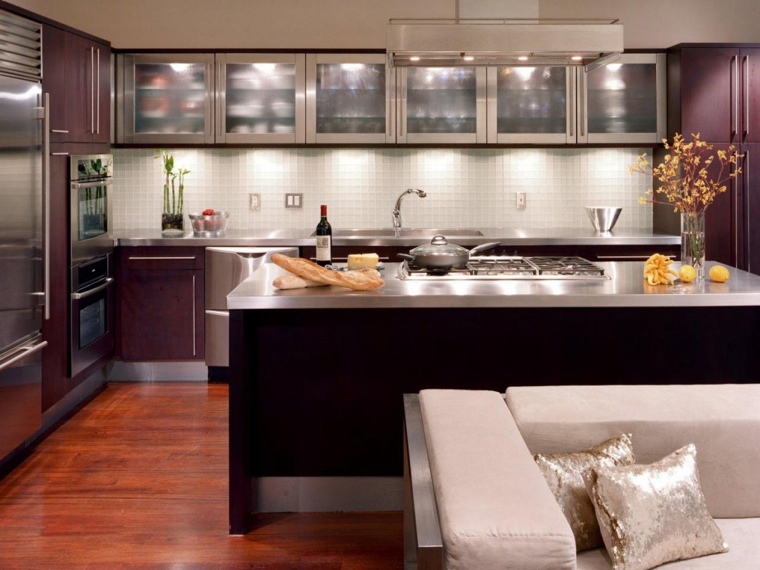 astonishing small eat in kitchen design  kitchen design