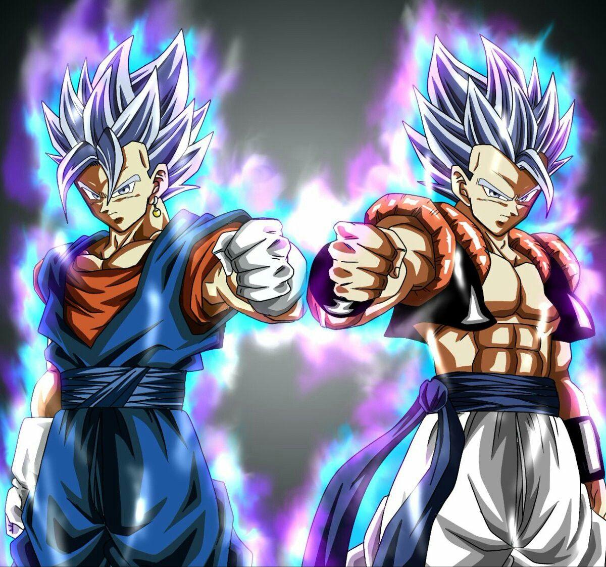 Vegetto Gogeta Migatte Kansei Figuras De Goku Vegito Y Gogeta Personajes De Goku