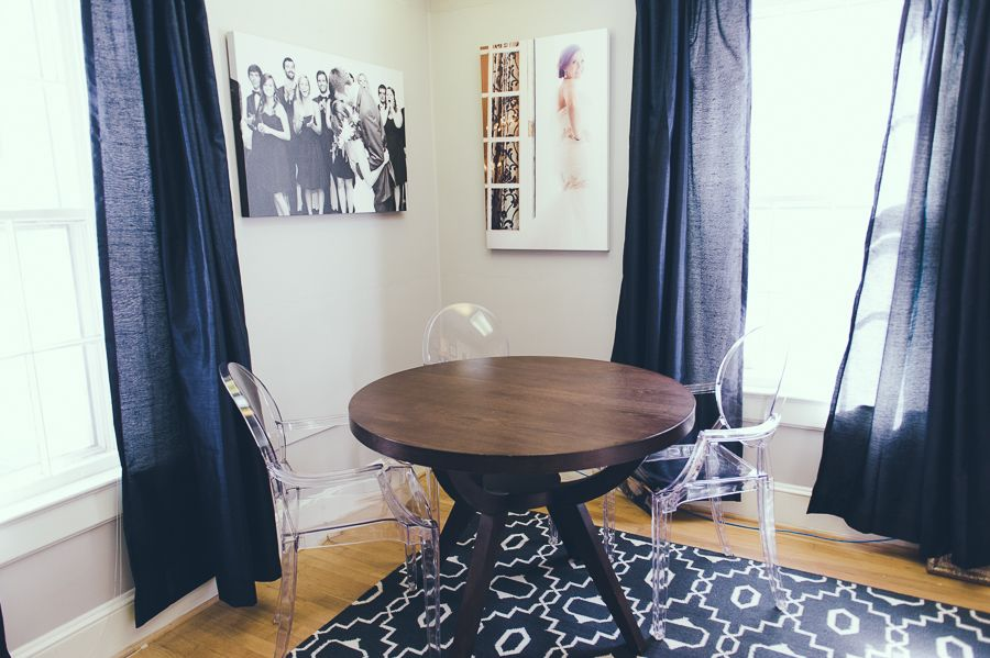Photographer Office Space In Plaza Midwood, Charlotte NC   Photo By Hayley  Juliet Photography (