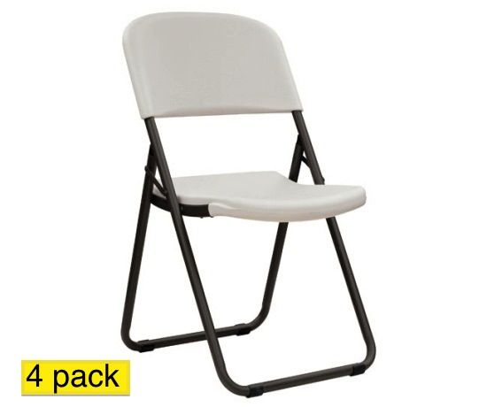 Strange Lifetime Contour Folding Chairs 480072 Lifetime Almond Forskolin Free Trial Chair Design Images Forskolin Free Trialorg