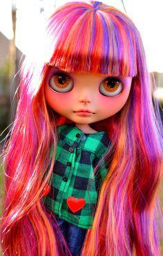 Blythe dolls pinterest - Pesquisa Google