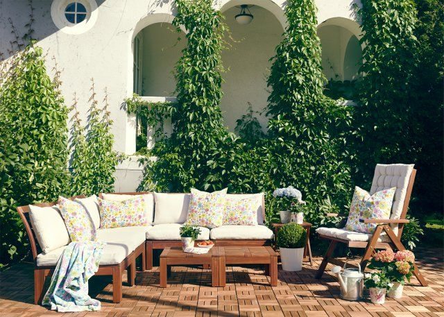 12 salons de jardin quali à prix mini ! | Salons, Balconies and House