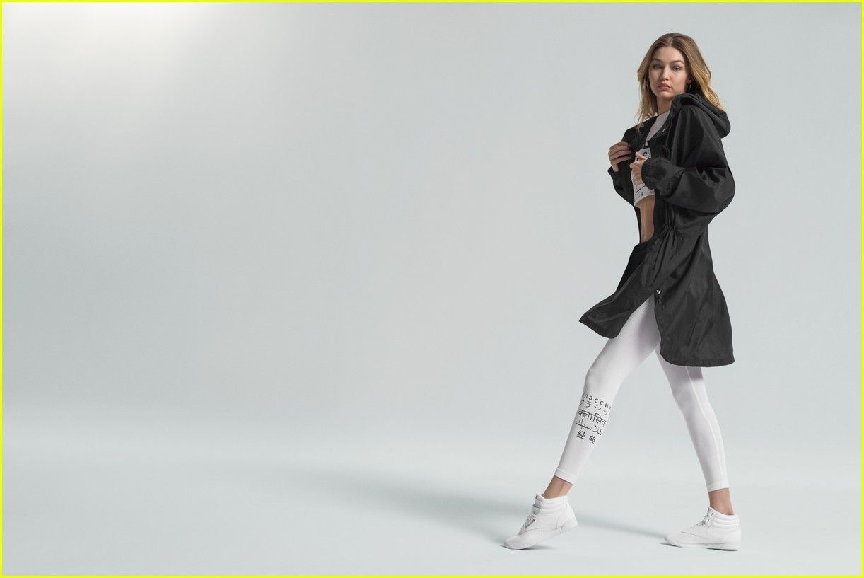 Ariana Grande   Gigi Hadid Star in New Reebok Campaign!  Photo 4115498  b06853734