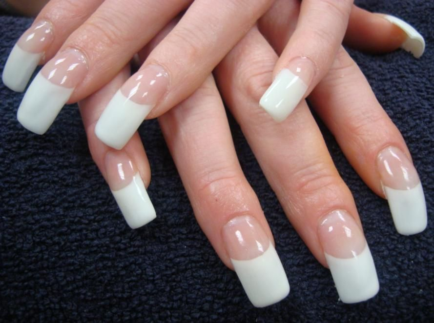 Curved Natural Nails Google Search