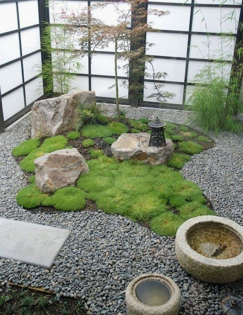 46 Japanese Inspired Gardens Modern Landscaping (40) #smalljapanesegarden
