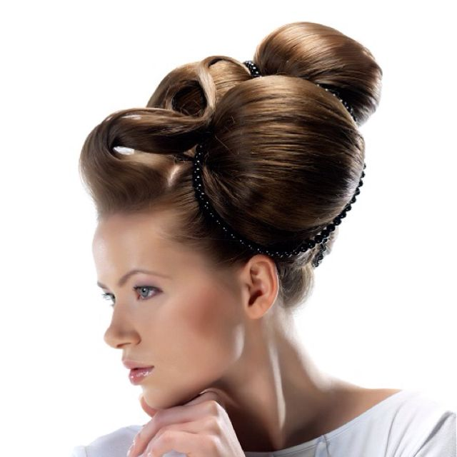 crazy updo style hair styles