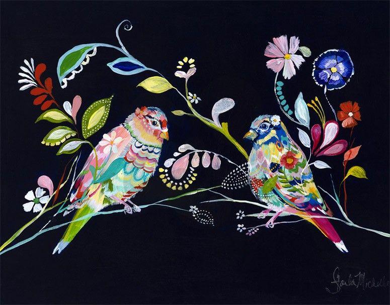 Branch Blooms, Floral Art Prints   Greenbox