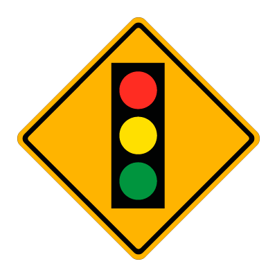 Warning Signal Traffic Signs Traffic Light Sign Traffic Light