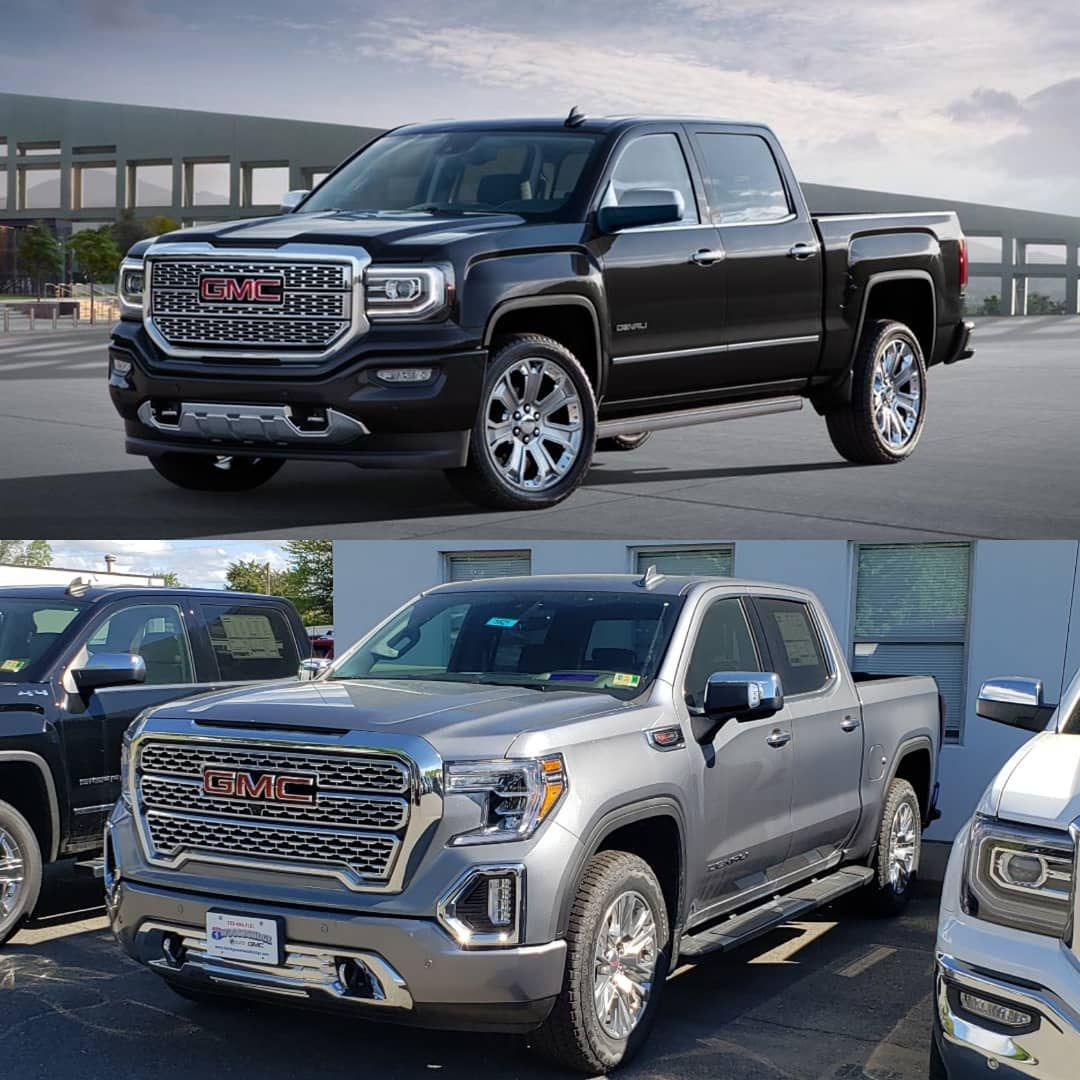 Michael Kent On Instagram Sometimes Change Is Good And Gmc Knows How To Do Trucks Gmc Sierra Denali At4 5point3 6point2 Truck Gmc Trucks Gmc Trucks