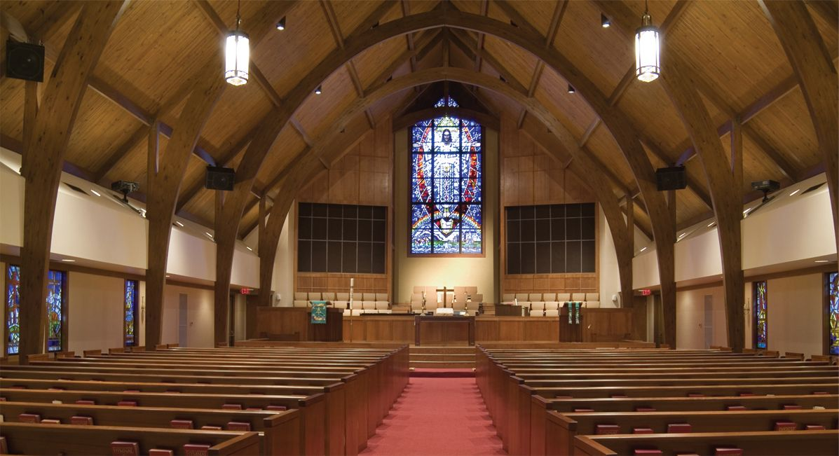 Small Church Sanctuary | Aldersgate United Methodist ...