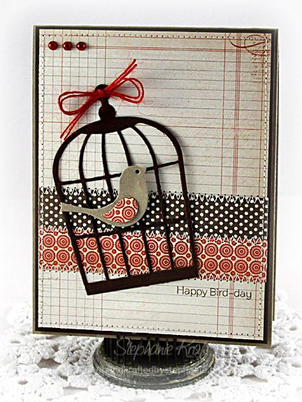 Birthday card...really pretty ⊱✿-✿⊰ Follow the Cards board. Visit GrannyEnchanted.Com for thousands of digital scrapbook freebies. ⊱✿-✿⊰