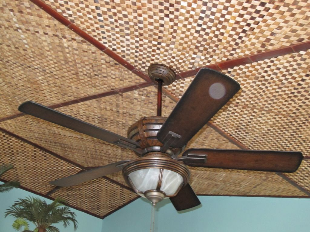 Home Interiors Pleasing Cheap Bamboo Ceiling Fans Also Glass Bamboo Cement Ceiling From Applying A Bamboo Ceiling Fan