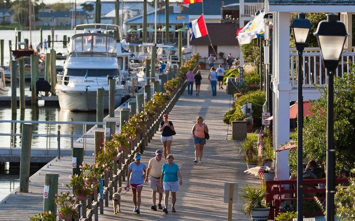 America S Best Beach Towns Beaufort Nc