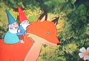 David le gnome, ça c'était tellement mignon !!!