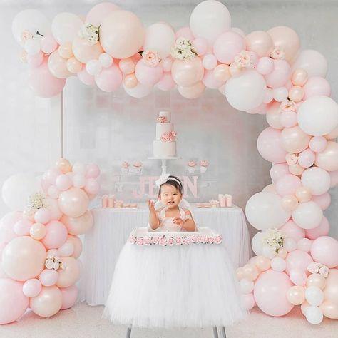 Erster Geburtstag des Babys - #babyfirst #Babys #des #Erster #Geburtstag #firstbirthdaygirl