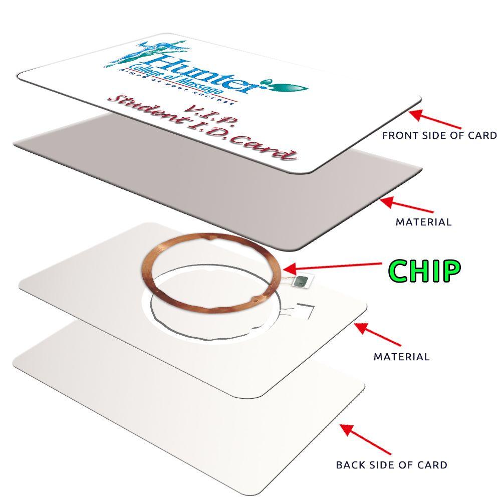 125khz writable em4305 rfid card low cost tk4100 rfid card