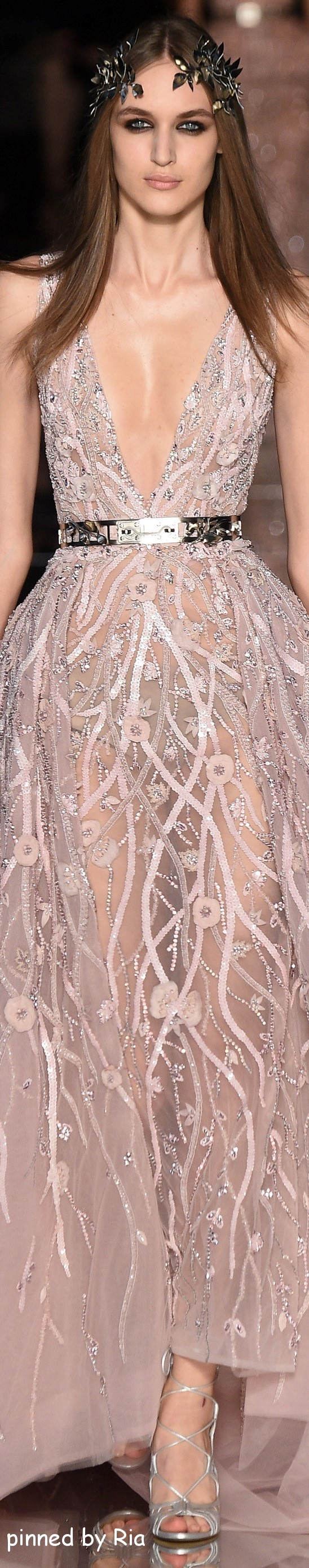 Zurhair Murad Spring 2016 Couture l Ria | Haute Couture | Pinterest ...