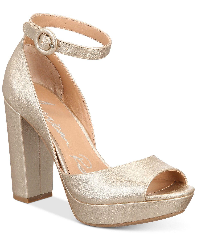 49bd6a05e267 American Rag Reeta Block-Heel Platform Sandals