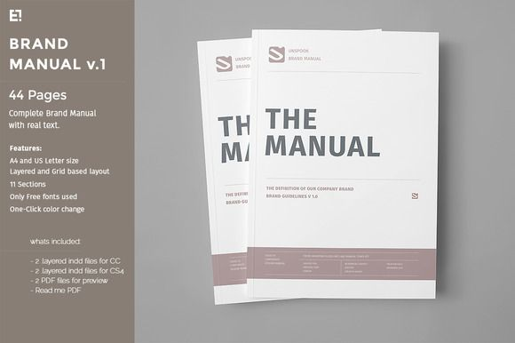 Brand Manual  Brand Manual Brand Identity And Brand Guide