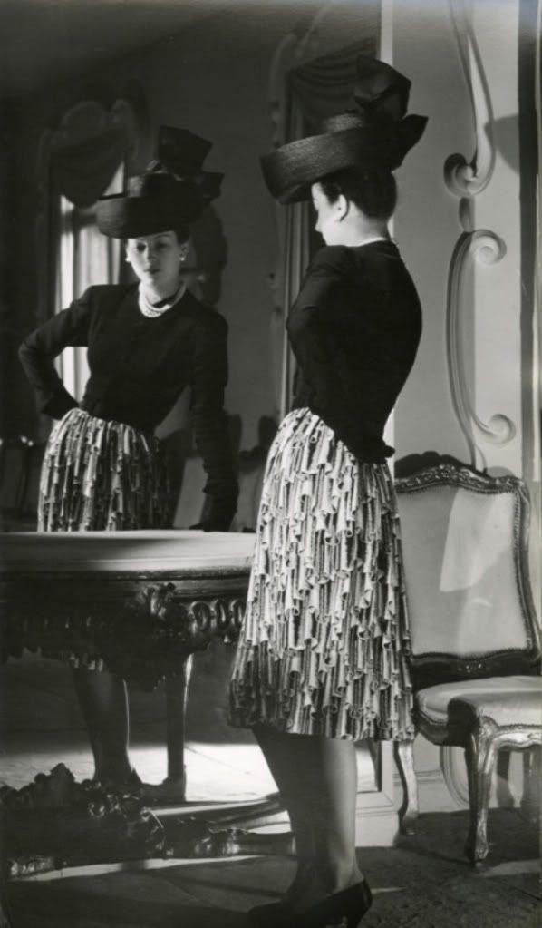 Balenciaga, 1943