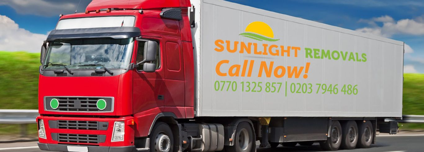 Sunlight Removals Offer Very Cheap House, Office